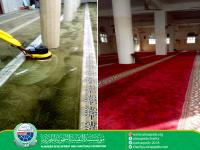 حملة تنظيف وتعقيم المساجد ( ردفان - الضالع )